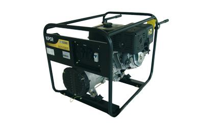 Agregaty jednofazowe 3-5 kVA