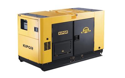 Agregaty trójfazowe 40-49 kW