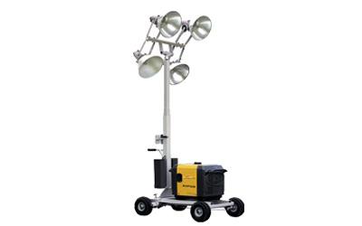 Oświetlenie Wózki halogenowe 4x1000W