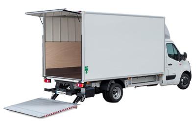 Usługi HDS Samochód ciężarowy Master