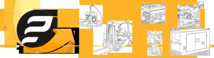 Pezal Rent - Wypożyczalnia sprzętu budowlanego, maszyn budowlnaych i  elektornarzędzi